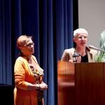 Elisabeth Haidler und Susanne Riegler
