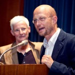 Susanne Riegler und Christian FIala